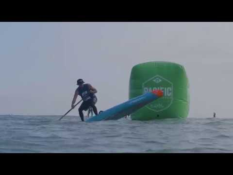 Pacific Paddle Games Day One Highlights