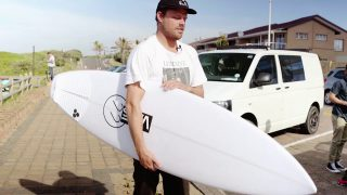Stab In The Dark : Dane Reynolds And The Worlds Best Surfboards