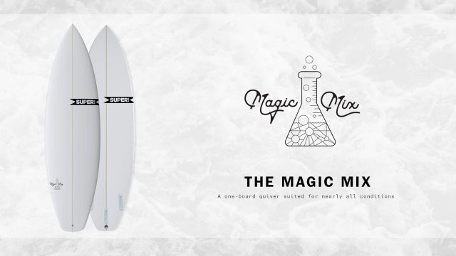 2018 Surfboards: The Magic Mix