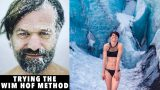 I tried the Wim Hof Breathing & Cold Therapy Method for 7 Days | Sorelle Amore