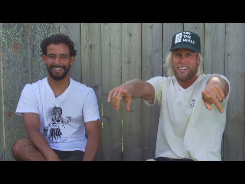 Live from the North Shore: Dane Gudauskas Chats with Tomas Hermes