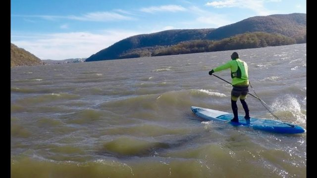The Bear Mountain Downwind Run – NY State – USA