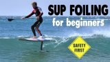 How to Foil ► SUP Hydrofoil for Beginners