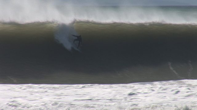 California Surf Goes Big and Fast February 24th!
