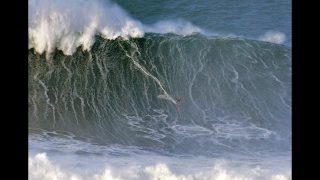 Nazare Throws Its Own New Year Party