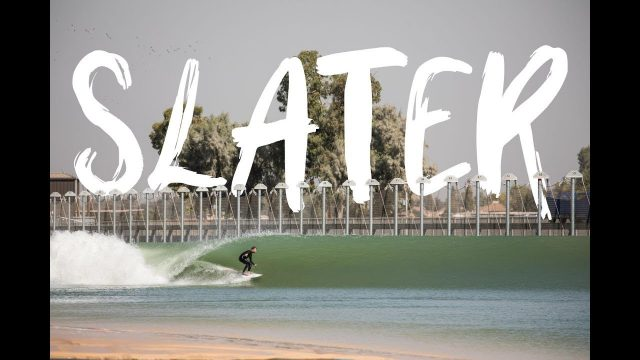 The Perfect Wave Tests Kelly Slater's Wave Pool