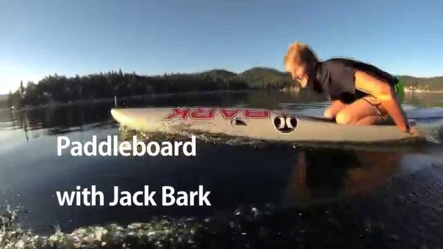 How to Prone Paddleboard Part 2: Getting Started with Jack Bark