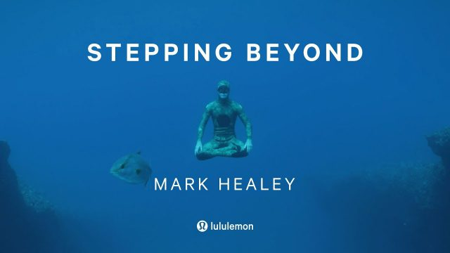 Stepping Beyond: Mark Healey