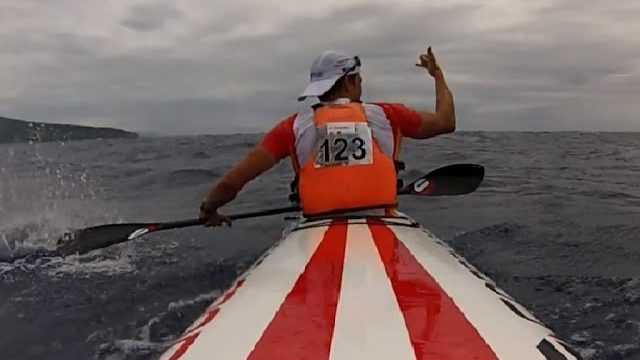 TAHITI 2015 ICF OCEAN RACING WORLD CHAMPIONSHIPS SURFSKI