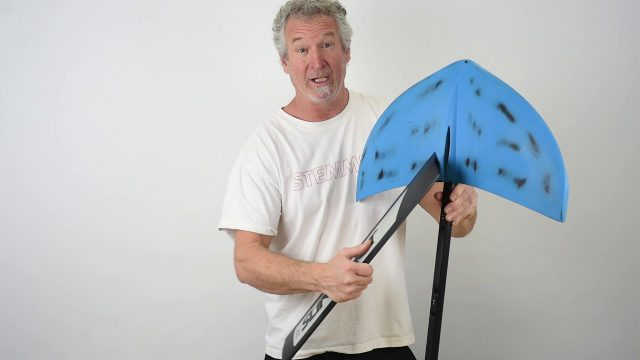 Tech with Tony: Surf Foiling with the Slingshot H4 wing