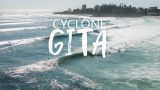 Cyclone Gita Delivers The Goods to Kirra