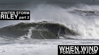 Winter Storm Riley Pt.  2  |  When Wind Forecasts Flop