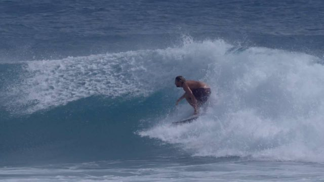 Asher Pacey's Twin Fin Addiction