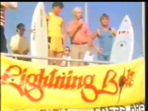 SURFABOUT 1982 Surfing Contest