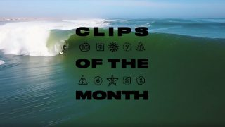 Skeleton Bay's Best Month Ever? | SURFER Magazine's Clips of the Month: June 2018