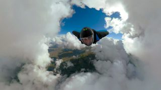 GoPro Awards: Epic Cloud Cave Wingsuit in Fusion Overcapture