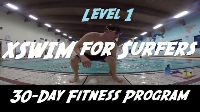 XSWIM for Surfers Training Program
